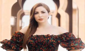 بالصور ..  نسرين طافش مع أبناء شقيقتها: حبايب خالتهم