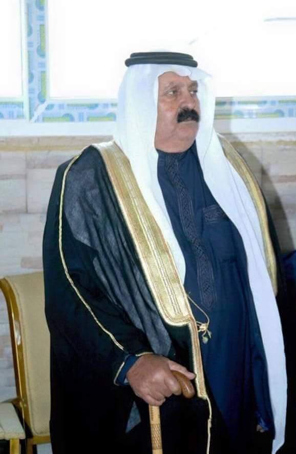 النائب السابق حمد ابو زيد ( ابو صايل )  ..  في ذمة الله