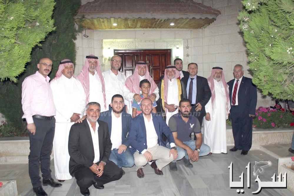 الشيخ جبر القيسي يولم لاعضاء مجلس امانة عمان الكبرى
