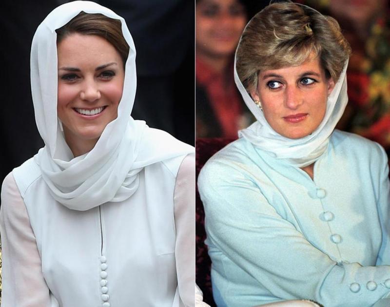 بعد 20 عاماً من وفاتها  ..  الأميرة ديانا في صور تؤكد أن لا شبيه لها