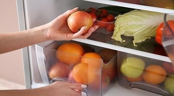 لهذا السبب يجب تخزين التفاح في الثلاجة