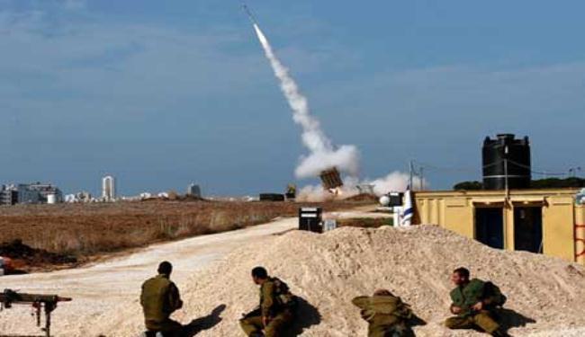 اسرائيل : القبة الحديدية تحسبا لرد سوري