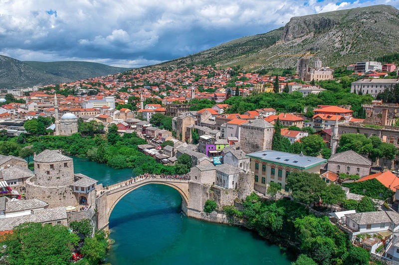 أجمل المدن في البوسنه والهرسك