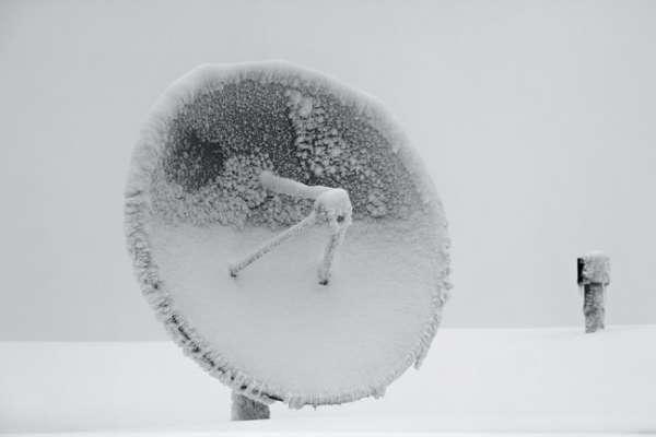 الحل الأمثل لمُشكلة انقطاع إشارة الستلايت بسبب الثلوج