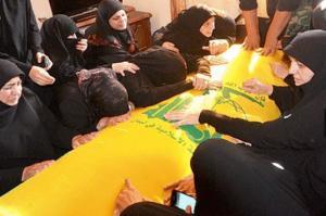 مقتل 9 عناصر من حزب الله بينهم قيادي في سورية