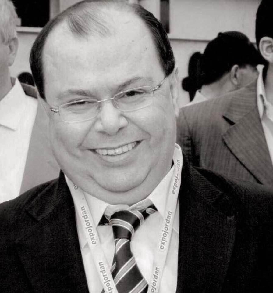 الذكرى الثامنه لوفاة رجل الاعمال المعروف  عماد شخاتره