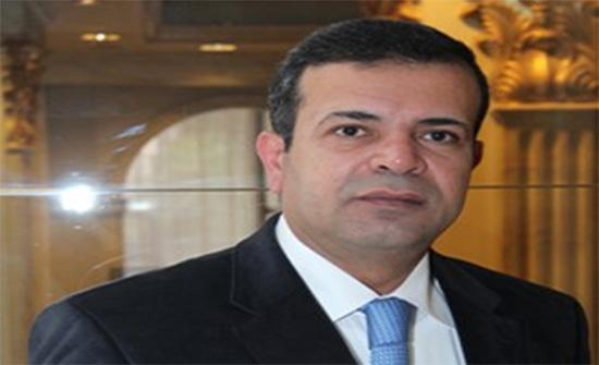 المحامي خلدون النسور  ..  مبارك منصب نائب رئيس مجلس أمناء المركز الوطني لحقوق الإنسان
