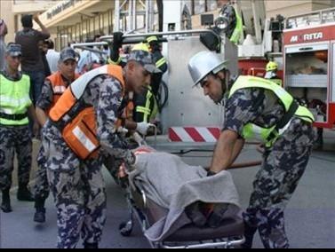 3 وفيات في حادث تصادم على الطريق وادي عربة عربة