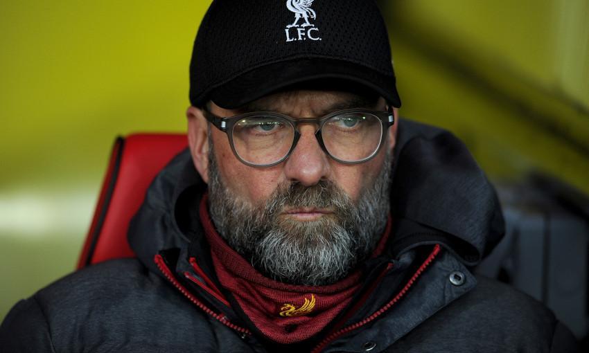كلوب يرشح فريقين للتتويج بدوري أبطال أوروبا
