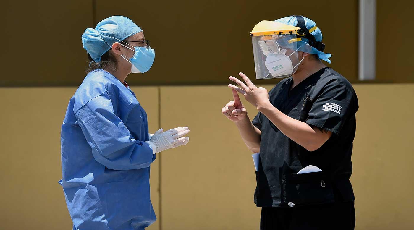 المكسيك تسجل 852 إصابة جديدة بفيروس كورونا و83 حالة وفاة
