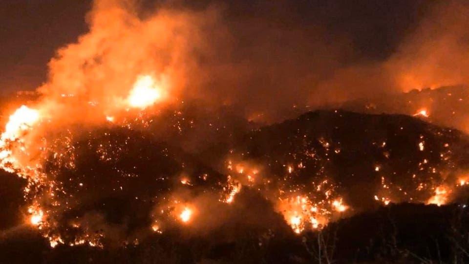 والد أول ضحية بحرائق لبنان يروي تفاصيل وفاته