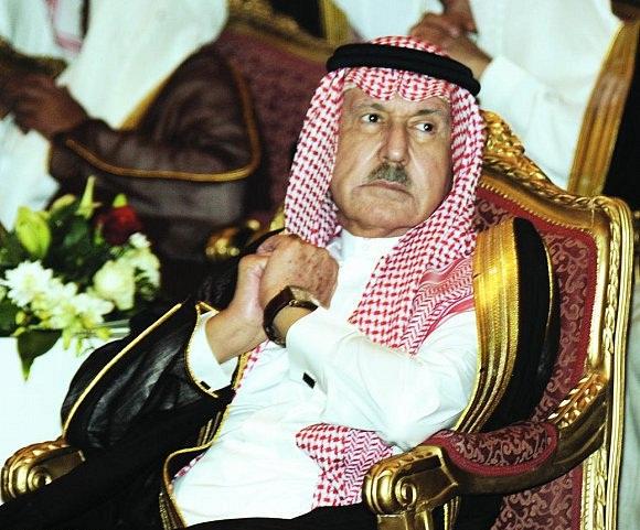 وفاة الأمير سطام بن عبدالعزيز آل سعود