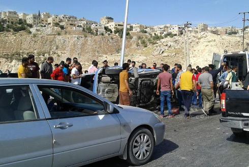 إصابة (123) شخصاً في (185) حادثاً خلال أول ايام العيد