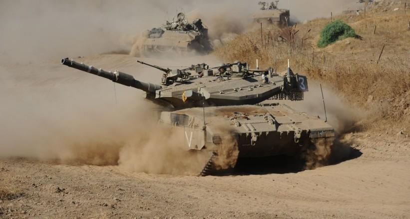 قوات الاحتلال تتوغل شمال شرق خان يونس