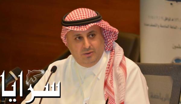 تركي بن خالد يستقيل من رئاسة الاتحاد العربي لكرة القدم