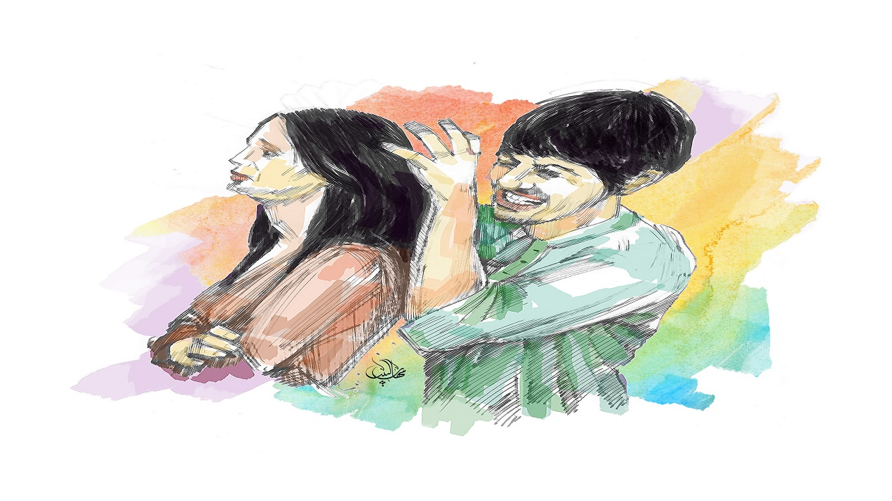 """""""جنايات دبي"""" تحكم على قاتل زوجته في موقف عام بسبب رسالة مديرها"""