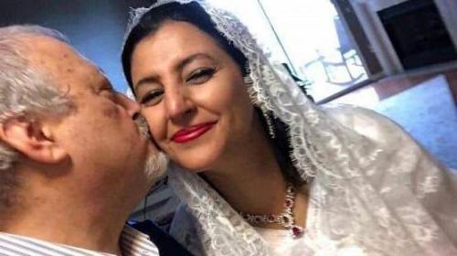 بالصور ..  مصرية تزعم زواجها من خاشقجي سرا وتطلب حقوقها