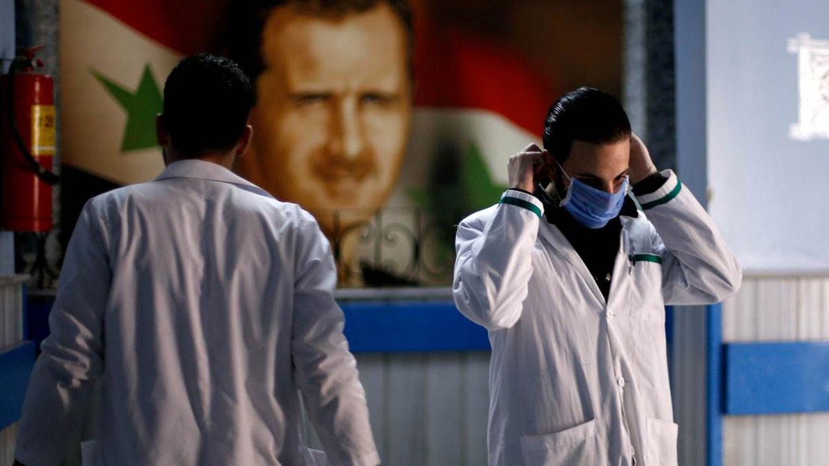 أكبر حصيلة في يوم واحد ..  سوريا تسجل 16 إصابة جديدة بفيروس كورونا