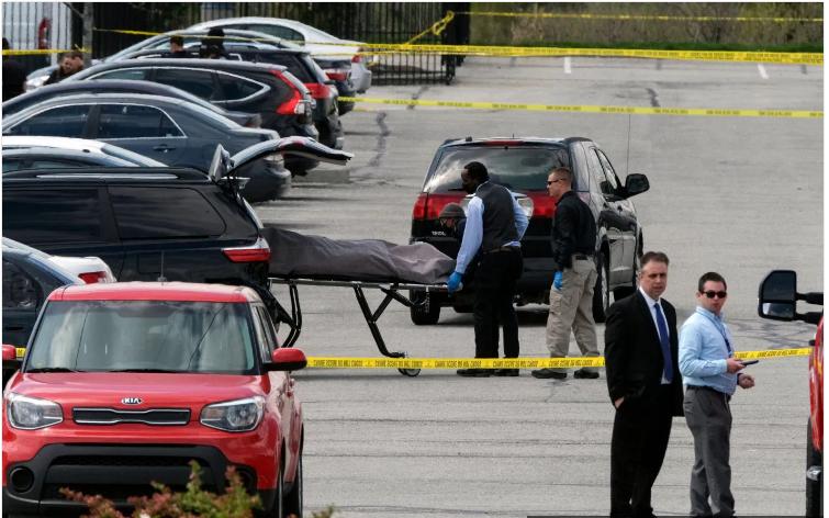 ثمانية قتلى في إطلاق النار في مدينة إنديانابوليس الأميركي