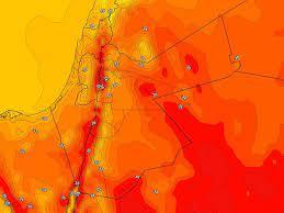 الأردن على موعد مع كتلة هوائية حارة والثلاثاء آخر أيام الصيف فلكيا