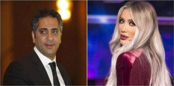"""مايا دياب عن فضل شاكر: """"قاتل ولو أنا قاضي هحكم عليه بالإعدام""""  ..  فيديو و صور"""