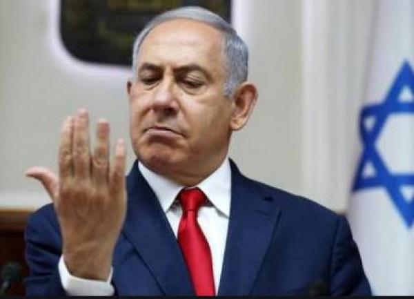 نتنياهو: تشكيل حكومة تضم العرب يهدد وجود اسرائيل