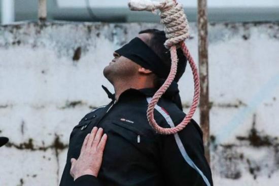 أخطر إعتراف لمتهم محكوم عليه بالأعدام وهو على حبل المشنقة!