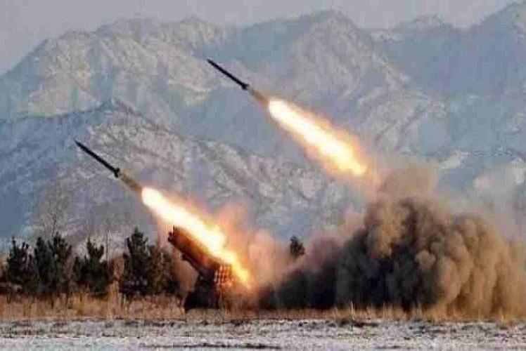 اطلاق قذيفتين صاروخيتين من سيناء باتجاه اسرائيل