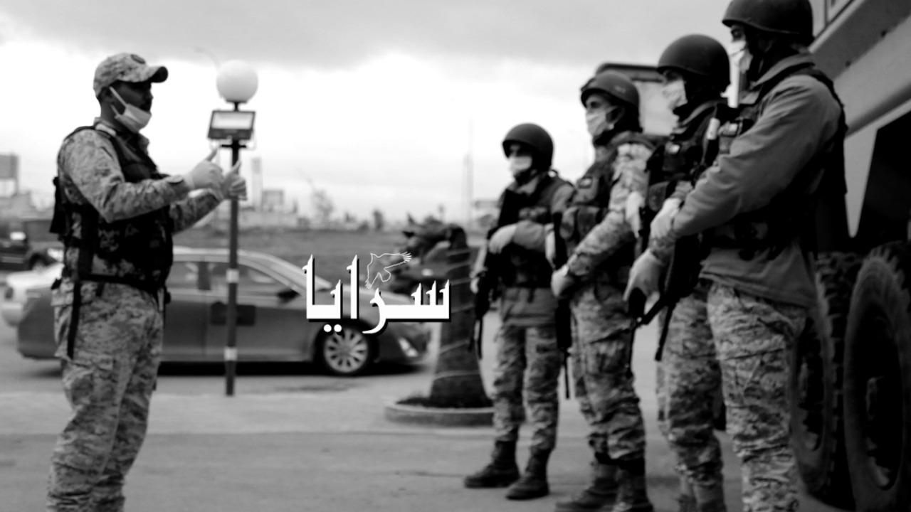 ادارة الازمات : تصاريح المرور الورقية الصادرة عن رئاسة الوزراء سارية المفعول