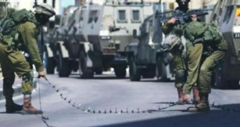 سلطات الاحتلال تعلن عن حصار شامل على الضفة الغربية وغزة