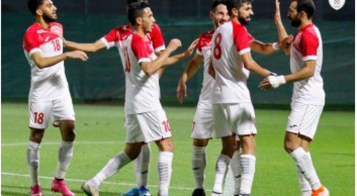 النشامى يلاقي نظيره البحريني الثلاثاء