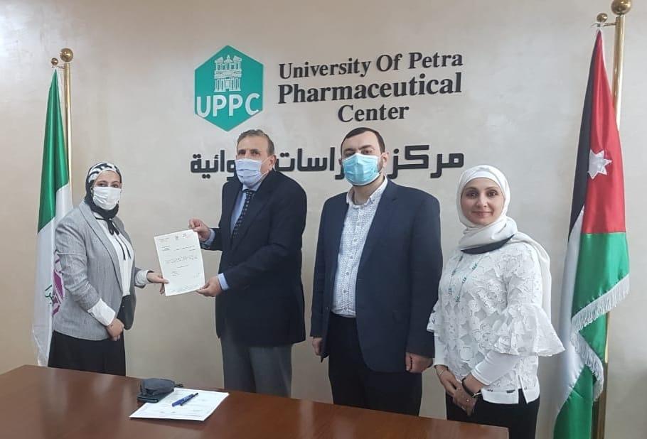 """جامعة البترا وجمعية """"حساسية القمح"""" توقعان مذكرة للتعاون العلمي في الأردن وأوروبا"""