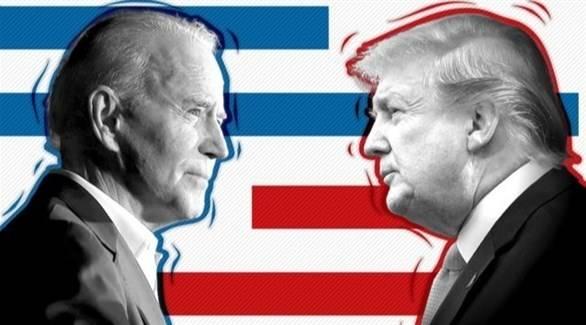 بالفيديو  ..  ترامب وبايدن وجهاً لوجه أمام الأمريكيين وسط تبادل الاتهامات بينهما