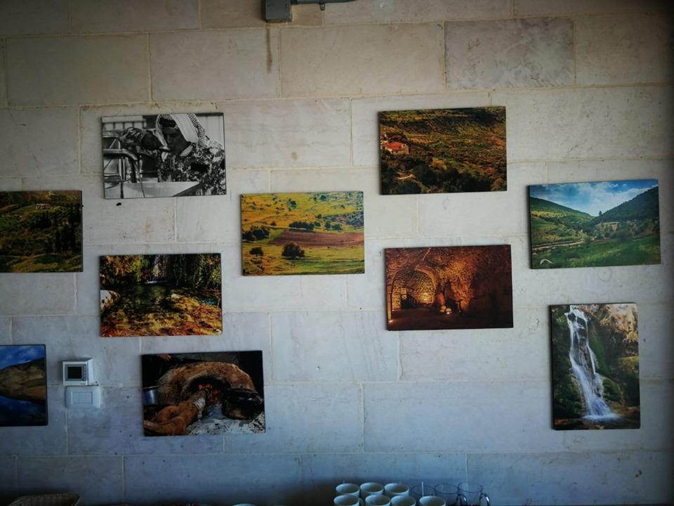 الزميل النواطير يشارك بمعرض فوتوغرافي بمؤتمر الامن السياحي في محمية عجلون