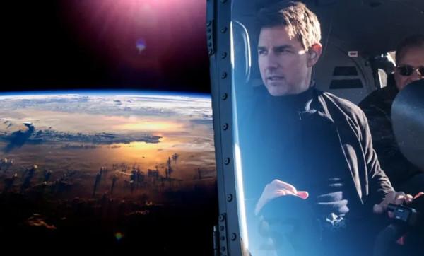تحديد موعد انطلاق توم كروز إلى محطة الفضاء الدولية لتصوير فيلم جديد