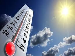 ارتفاع جديد على الحرارة الأحد