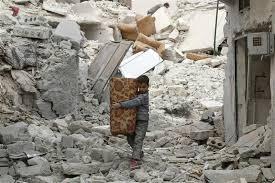 """""""الجارديان"""" تحذر من كارثة غير مسبوقة في حلب ان لم يفك الحصار عنها فوراً"""