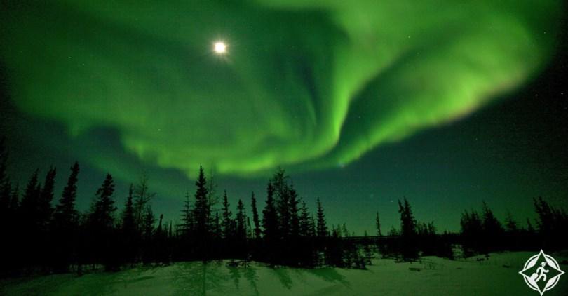 بالصور  .. ما هي عجائب كندا السبع؟