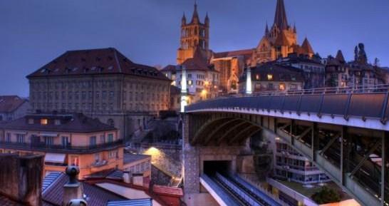 بالصور .. مدينة سويسرية