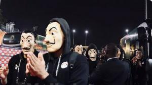 ظهور غريب للاعبي المنتخب المصري