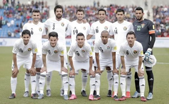 منتخب النشامى يتعادل مع ألبانيا وديا