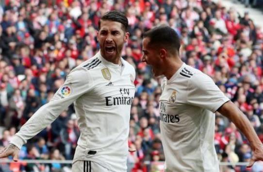 الريال يحسم ديربي مدريد بـ 3 اهداف