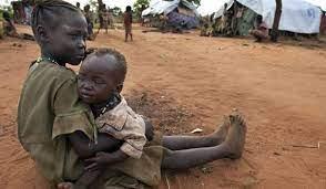 بالفيديو  ..  مجاعة جنوب مدغشقر شيء لا يصدق يأكلون الاحذية والاشواك للبقاء على قيد الحياة