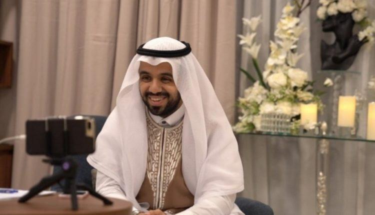"""الزواج في زمن الكورونا  ..  شاب سعودي يقيم حفل زفافه عبر """"انستغرام"""""""
