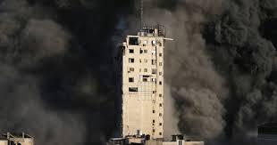 لماذا بدأ الاحتلال حملته العسكرية على غزة بنسف أبراجها ؟