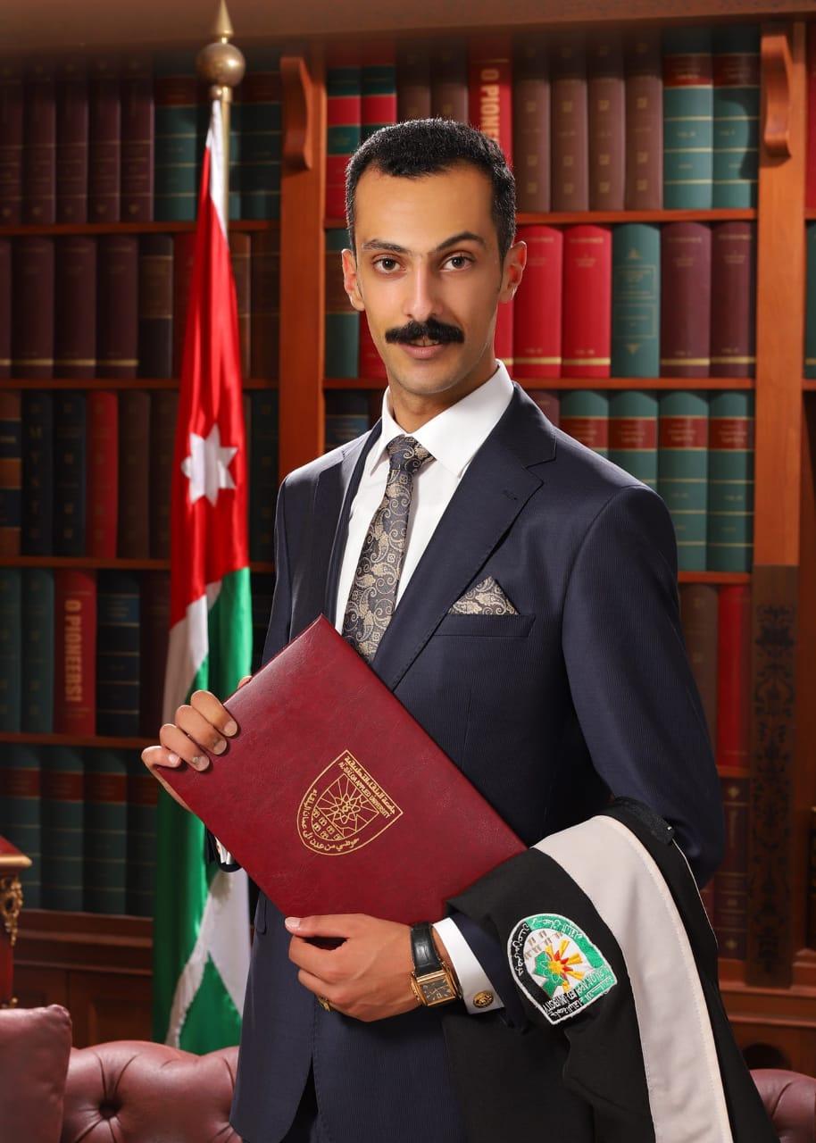 مبارك التخرج سعد محمد الزعبي