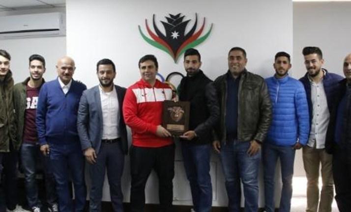 الاتحاد الأردني يثمن دعم اللجنة الأولمبية لمنتخب تحت 23 عاما