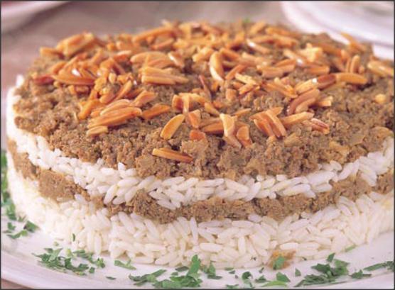 أرز فراني بالبهارات