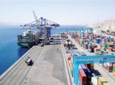 ترجيح انفراج أزمة ميناء العقبة قبل نهاية الشهر الحالي