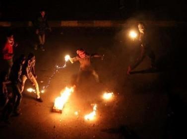 """بالفيديو : عشرات الإصابات والإعتقالات في """"إنتفاضة النقب"""" ضد برافر"""